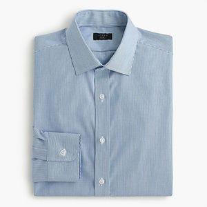 J.Crew Blue Ludlow Slim Dress Shirt Size 15.5/35